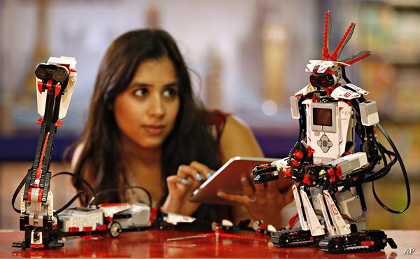 4-H robots